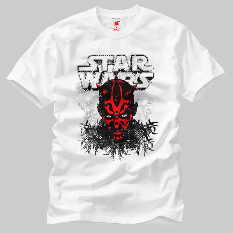 Star Wars Darth Maul Stencil